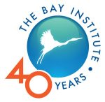 The Bay Institute - 40 Years Logo