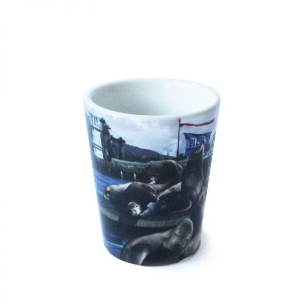 Otter Shot Glass