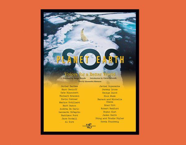 SOS Planet Earth Hardcover